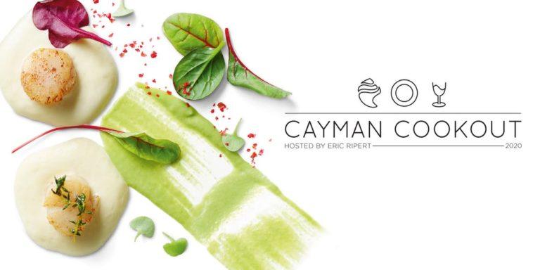 Cayman Cookout 2020 logo
