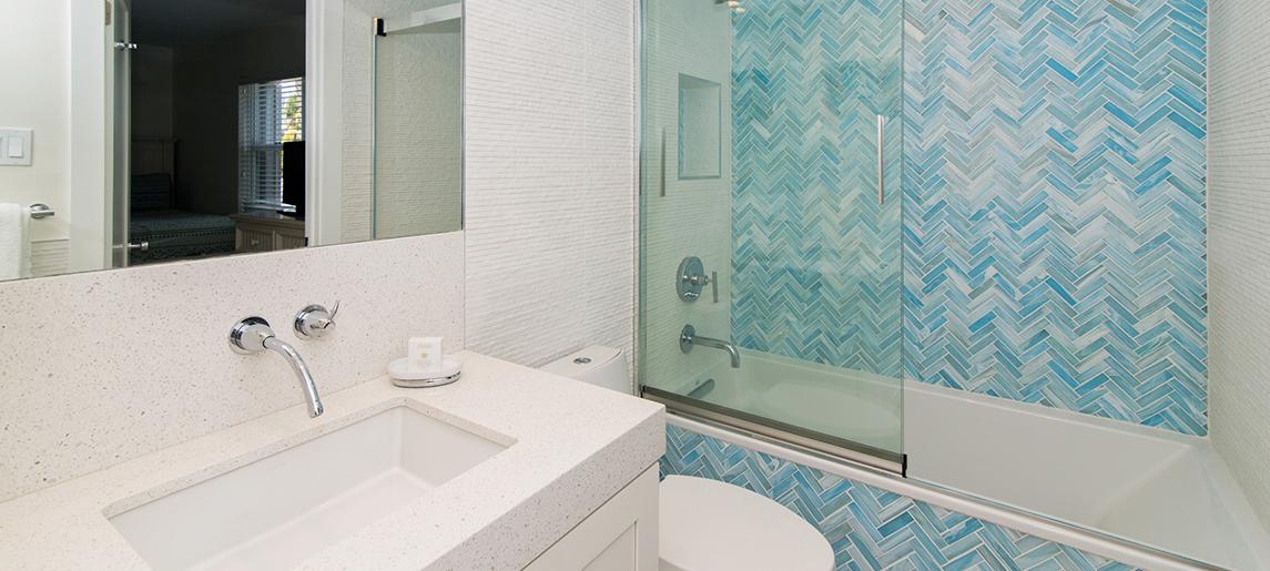 Bathroom - Aqua Bay Club, Cayman Islands